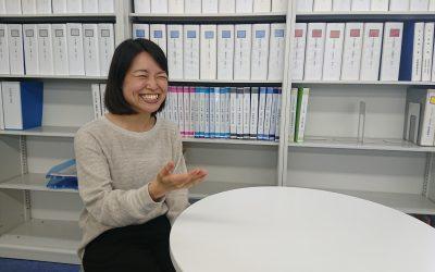 あなたのキャリアチェンジストーリーを教えてください~1年生・川村さん~