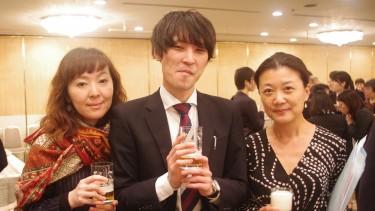 精神保健福祉士養成科 築田先生と学生