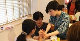 【新しい学び】ハンドケアセラピスト認定講座に参加をしてきました! 介護福祉学科