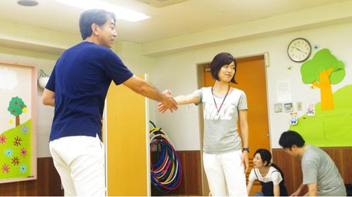 『コーディネーション運動』は日福の+αの学びの一つです!