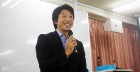 【授業紹介】湘南ロボケアセンター株式会社の久野孝稔先生による「最先端テクノロジーを活用して重介護ゼロ®社会を築く」特別授業を行いました 総合福祉セミナー「福祉・介護の未来」