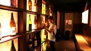 居酒屋には日本酒がいっぱい!