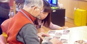 【介護福祉学科】『入学前学習・施設見学会』を開催しました!