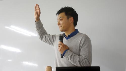 小島秀樹先生