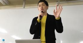 【介護福祉学科】日本一かっこいい介護福祉士 杉本浩司先生の特別講義が行われました!