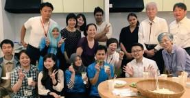 【介護福祉学科】留学生交流会を開催しました!