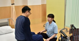 【授業レポート】生活支援技術 介護福祉学科2年