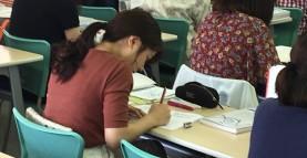【授業レポート】小児の発達障害 言語聴覚療法学科1年
